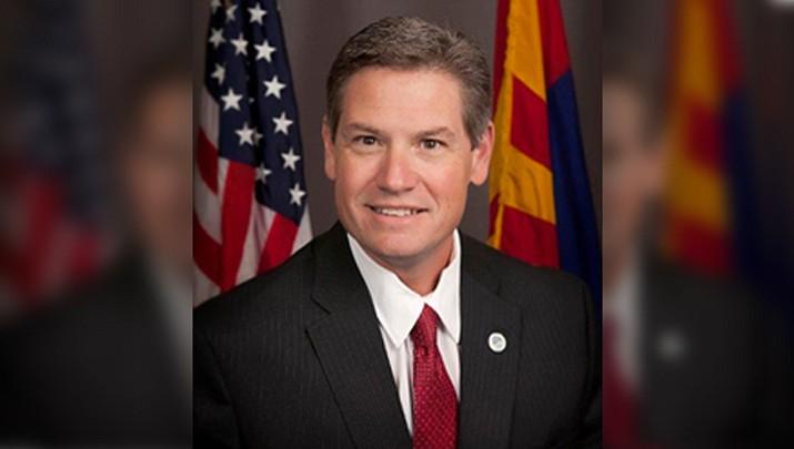 Yavapai County Supervisor Jack R. Smith (Yavapai County)