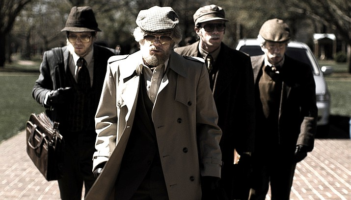 """American Animals"" is the unbelievable but entirely true story of four young men who attempt to execute one of the most audacious art heists in U.S. history."