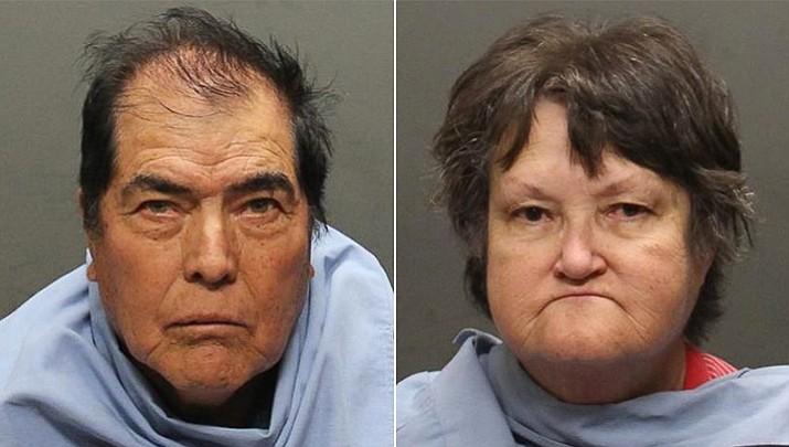 Benito Gutierrez, 69, and Carol Gutierrez, 64 (Pima County Sheriff's Office)