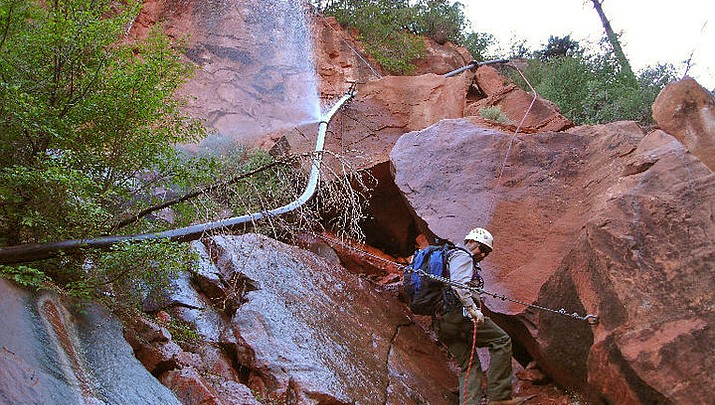 Update: Grand Canyon's South Rim  continues under Level 2 water restrictions