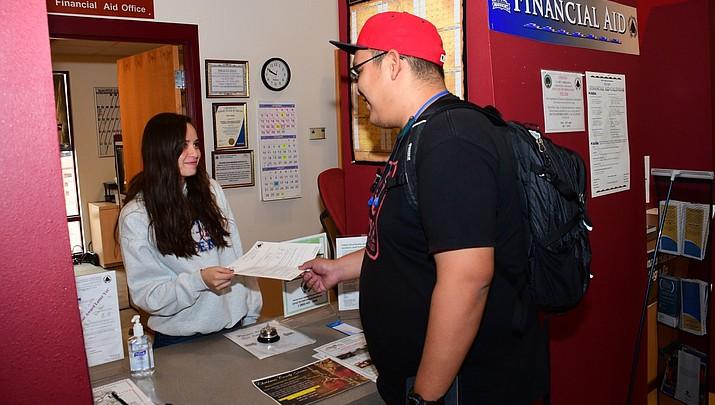 Enrollment spikes at Diné College