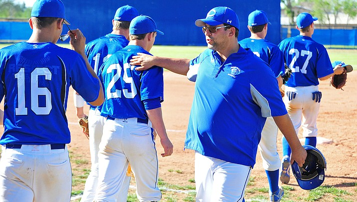 Chino Valley taps Campitelli as new athletic director