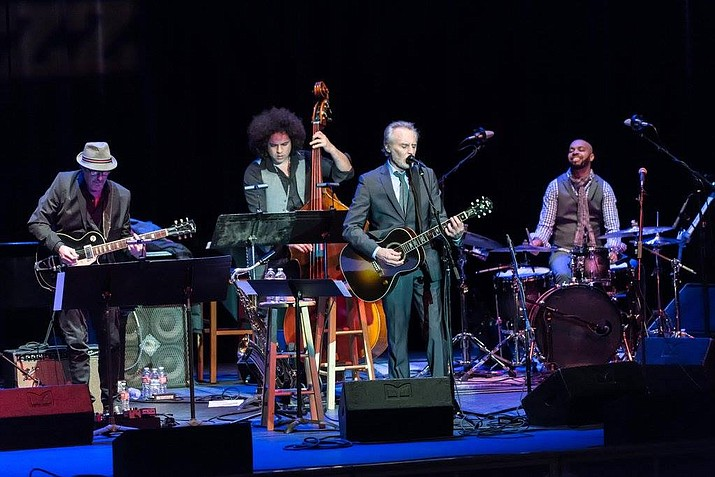 JD Souther playing his songs with a back up band. (JD Souther/Courtesy)