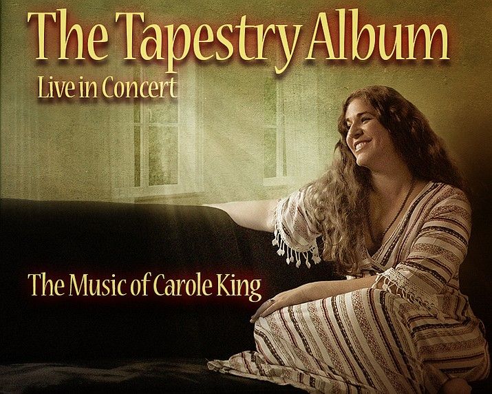 Katherine Brynes lends her vocals to Caole King's The Tapestry Album.(Courtesy)