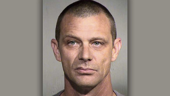 Arizona man arrested for impersonating an officer after trying to pull over troopers