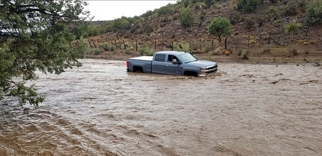 MCSO search and rescue saves stranded citizens