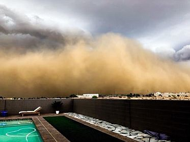 Kingman Photo | Kingman Dust Storm Watch
