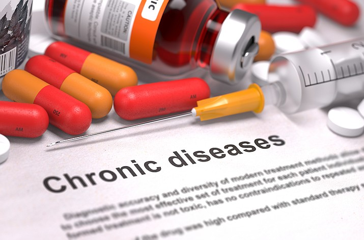The Chronic Disease Self-Management Program will be headed by two individuals, at least one of whom is a non-health professional with a chronic disease. (Adobe Images)