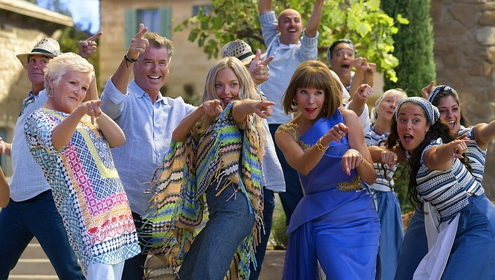 Review: Bask in the effervescent insanity of 'Mamma Mia 2'