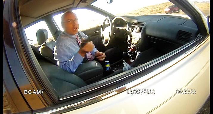 Records Show Arizona Lawmaker Has History Of Traffic Stops