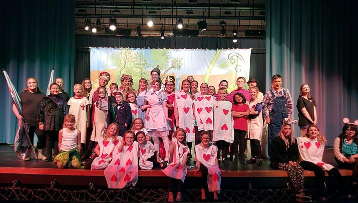 Beale Street Theater presents 'Dorothy in Wonderland'