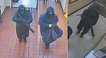 Video: Two armed men rob Payson casino, FBI offers $5,000 reward photo