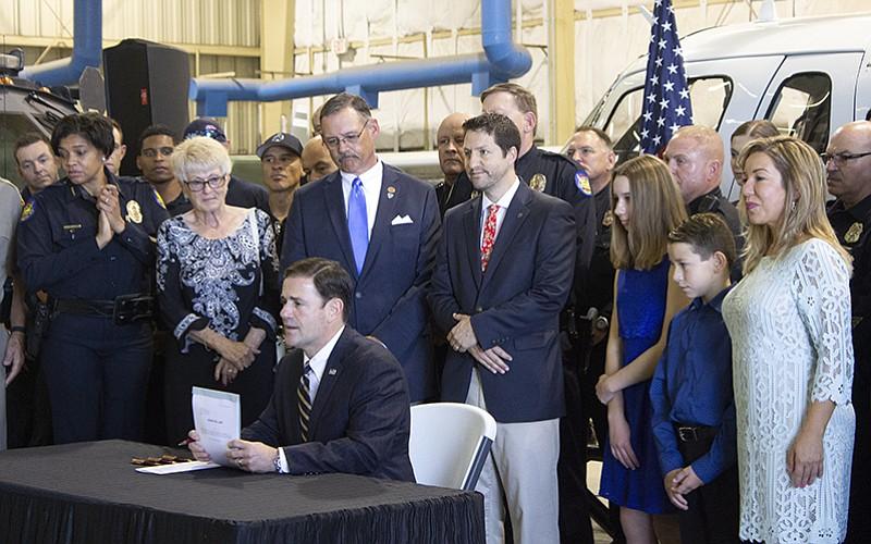 New Arizona law helps combat PTSD among first responders