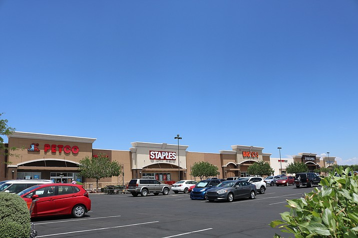 Retail stores like the ones pictured above are the City's top sales tax generators, accounting for more than 60 percent of Fiscal Year 18's collected sales tax. (Travis Rains/Daily Miner)