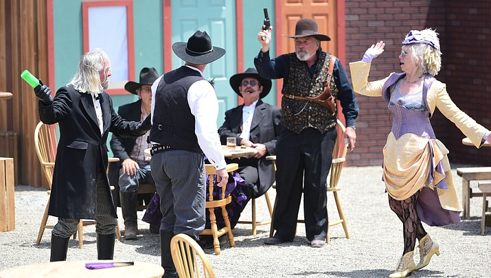 Shootout on Whiskey Row on target for next weekend