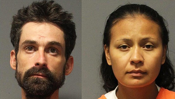 Joshua Crites and Rachel Crites (Yavapai County Sheriff's Office)