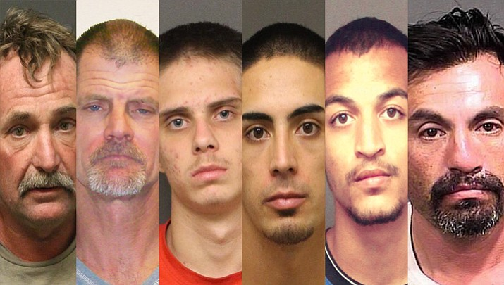 This week's most wanted in Mohave County