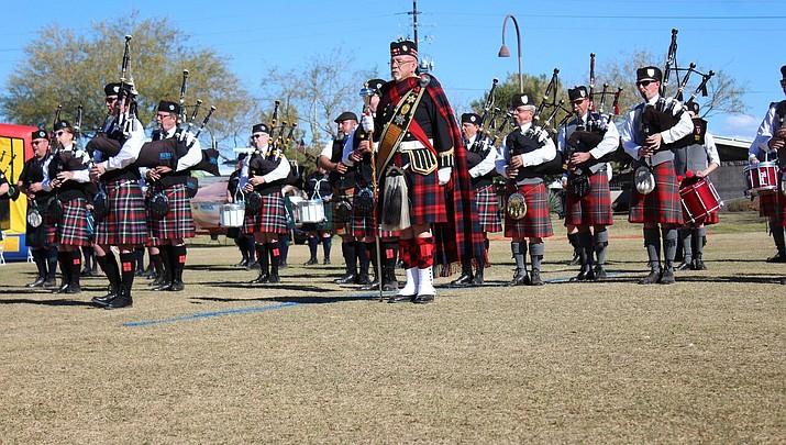 Phoenix Scottish Games celebrate 55th anniversary