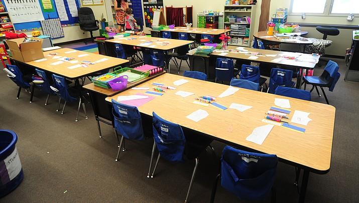 Quad City Schools: Coyote Springs Elementary celebrating 25th anniversary