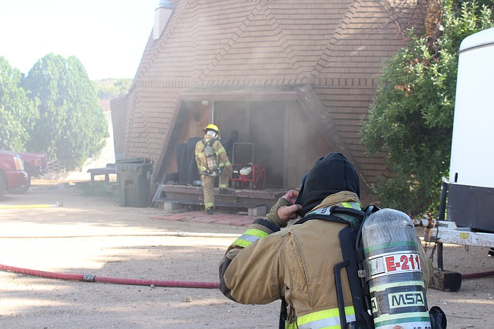 Chrsity_fire2_t715?529764a1de2bdd0f74a9fb4f856b01a9d617b3e9 thursday's christy drive fire started by faulty wiring kingman