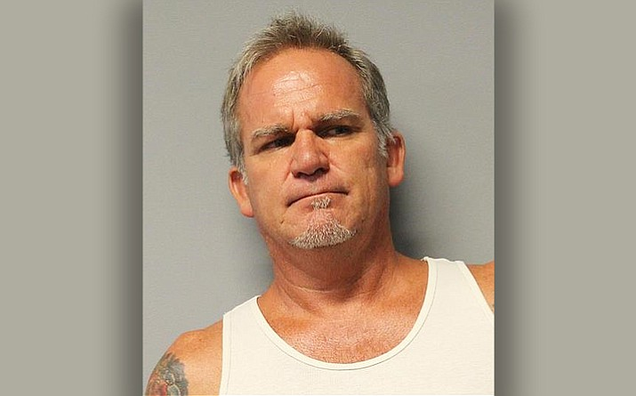 Richard Edwards, 55, from Cottonwood has been arrested for allegedly raping and molesting a 14-year-old girl in the Prescott area.