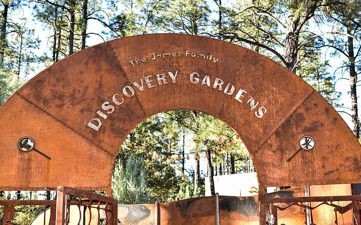 The public is invited to celebrate the beauty and extraordinary biological diversity of the Central Highlands in the James Family Discovery Gardens at the Highlands Center for Natural History, 1375 S. Walker Road in Prescott. Visit highlandscenter.org for more information. (Highlands Center for Natural History)