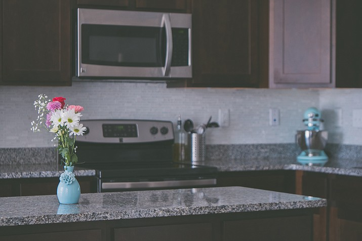 Ask The Contractor: Granite Reigns For Kitchen Countertops