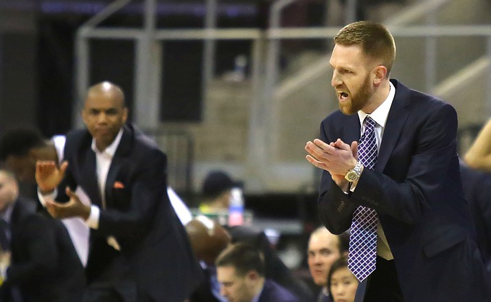 Bret Burchard was named the NAZ Suns third head coach. (Matt Hinshaw/NAZ Suns)