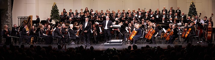 The Prescott Pops Symphony will perform a program full of Cole Porter's most famous works at the Yavapai College Performing Arts Center at 3 p.m. Sunday, July 29. (Kathy Wells/Courtesy)