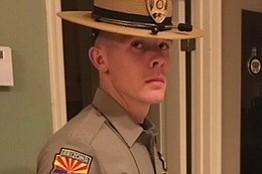 DPS Trooper Tyler Edenhofer (GoFundMe)