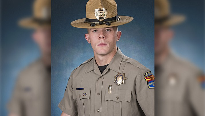 Trooper Tyler Edenhofer (Arizona Department of Public Safety)