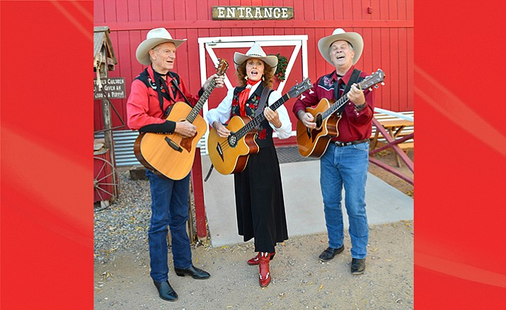 The Greater Arizona Country Music Association & Hall of Fame has announced its 2018 inductees and has included some renowned Cottonwood-Verde Valley musicians. The Blazin' M Cowboys Band, as well as individual members of the Cowboys, harmony and yodeling champions Jim & Jeanne Martin, and emcee, vocalist and steel-guitar player, Bill Bassett, will be included along with this year's 10 inductees. The Induction Ceremony will be held Sunday, Sept. 9, 11 a.m. to 4 p.m. at the C.A.S A. Center in Prescott Valley.  The Blazin' M Ranch is located adjacent to Dead Horse Ranch State Park in Cottonwood. www.blazinm.com. VVN/Vyto Starinskas