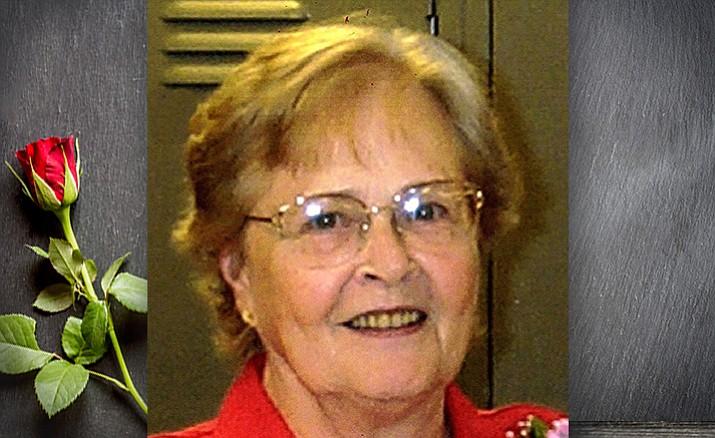 Helen Louise (Erixson) Williams