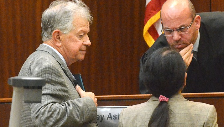 Chantry Trial: Court dismissed without a verdict after first day of deliberations