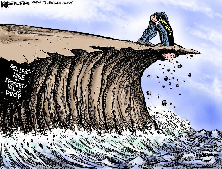 Editorial Cartoon (1): July 31, 2018