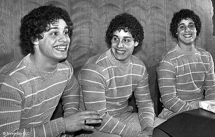 Three Identical Strangers tells a true story that is compelling, as the joy of reuniting collides with the reality, and tragedy, of the circumstances.