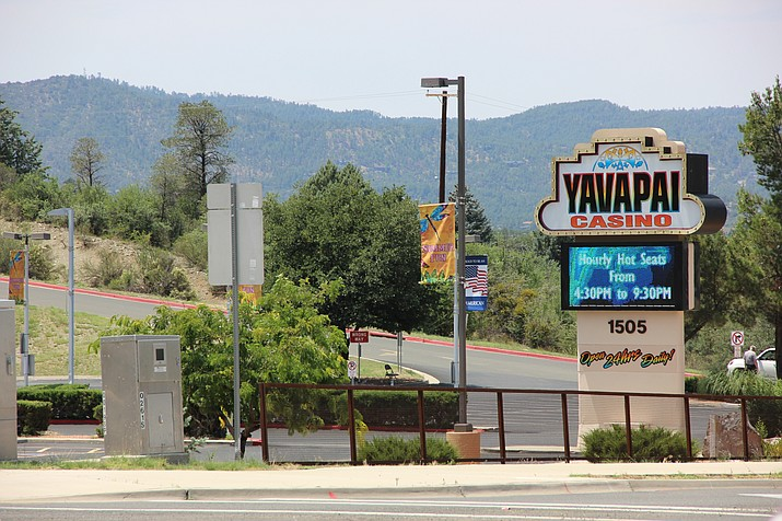 Yavapai Casino, located along Highway 69 near the Prescott Resort and Bucky's Casino, temporarily closed Monday, July 30, due to a security concern.
