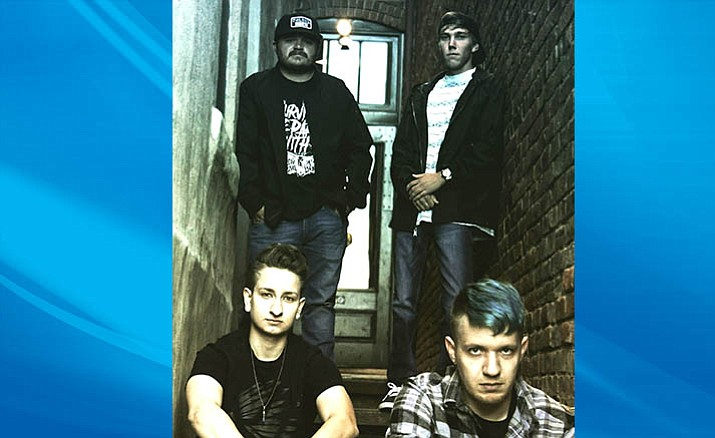 """Saturday, Aug. 4, has local rock promoters Syntheticide Entertainmentbringing the """"Summer Sickness"""" rock concert to the venue. The evening will feature Prescott-area band Came to Conquer (above), Tempe rockers SINSHRIFTand local favorites Oath to Ashes."""