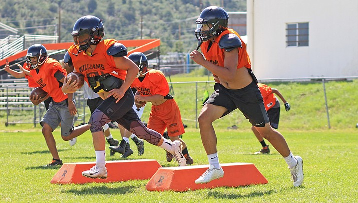 Back on the gridiron: Vikings ready for return run to state championships