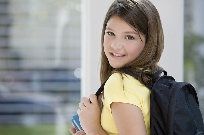 Helping students stay organized may help alleviate some back-to-school stress. (Stock photo)