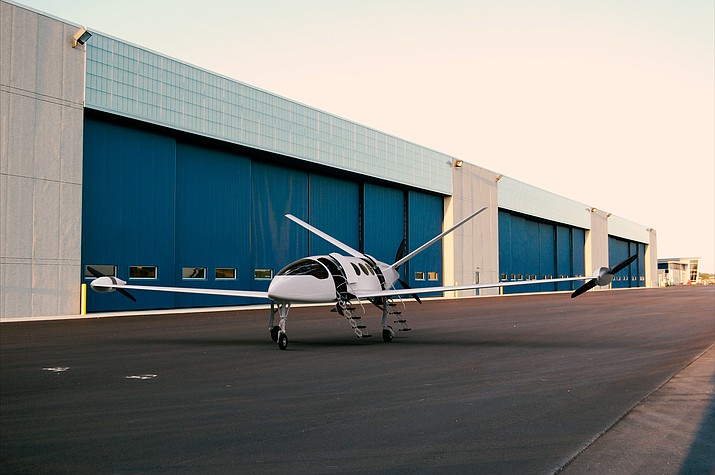 Eviation debuted its all-electric, zero-emission regional aircraft in June 2017. (Courtesy)