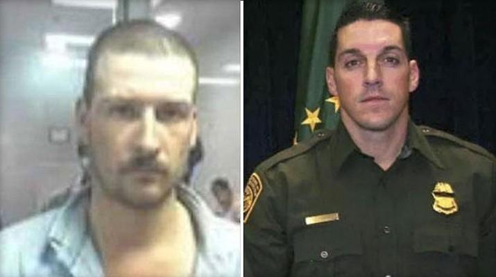 Heraclio Osorio-Arellanes, left, and Border Patrol Agent Brian Terry  (FBI/ATF photos)