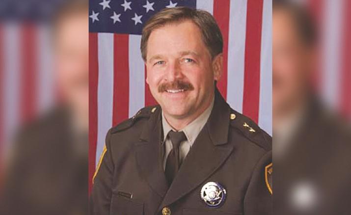 Scott Mascher, Yavapai County Sheriff