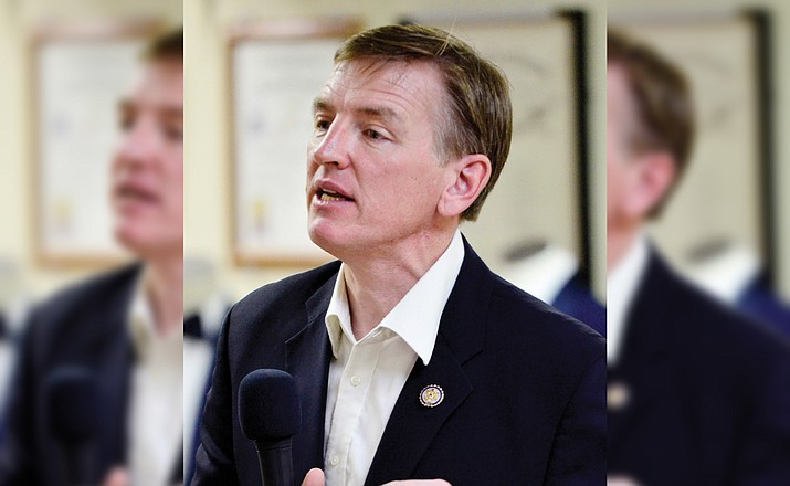 Paul Gosar. VVN file photo