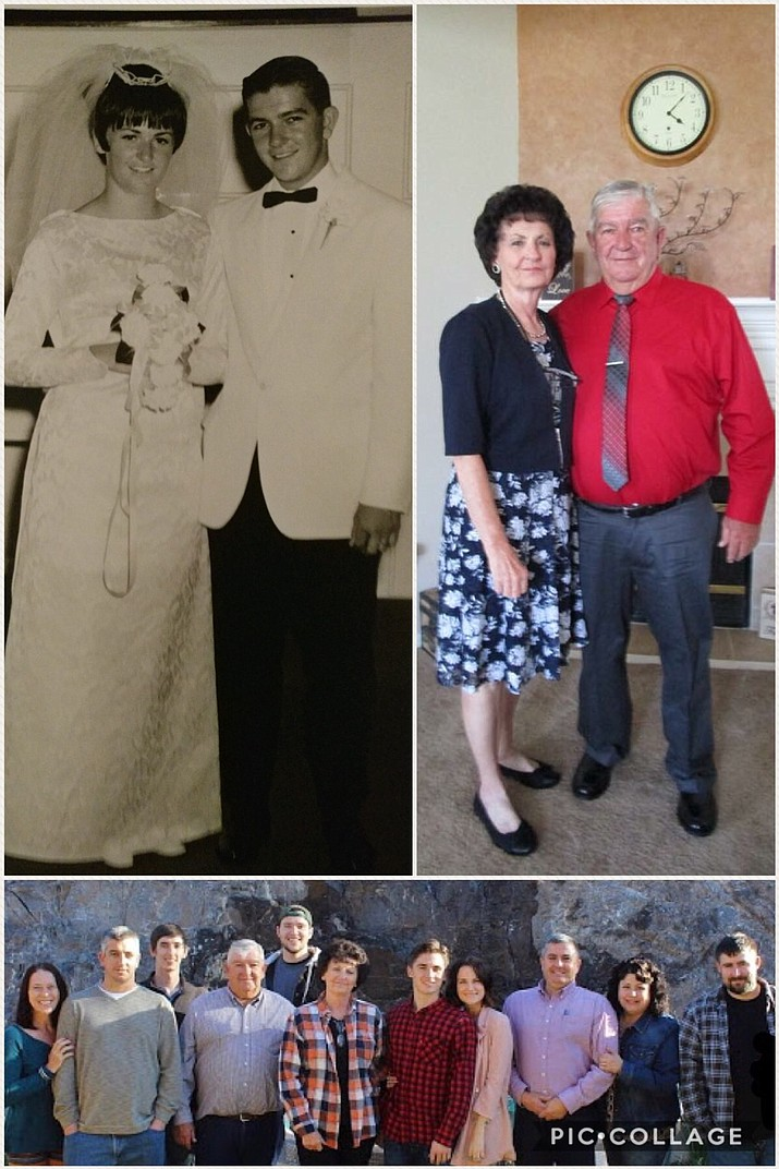 David and Dorothy Hatton joined in marriage 50 years ago on July 27th, 1968.
