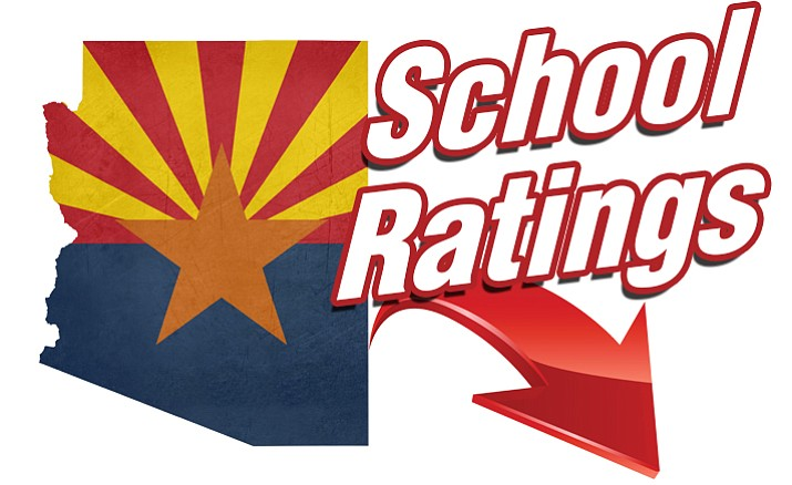 Several studies have shown Arizona to be at or near the bottom of per-pupil funding among all the states. Others have put salaries for Arizona teachers also close to the bottom. (Courier Illustration)