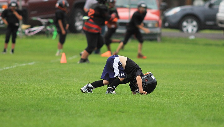 Williams Youth Football and Cheer gets a head start on the season