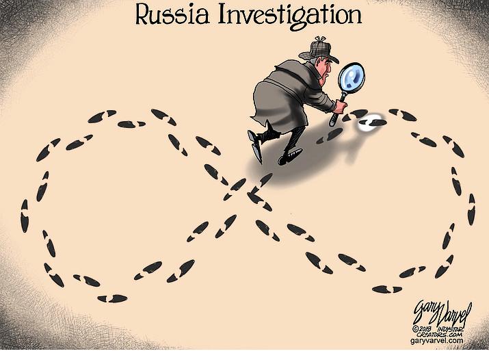 Editorial Cartoon (2): August 8, 2018