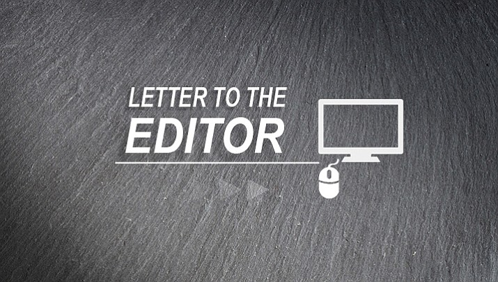 Letter: Prescott Police Department - Prescott Daily Courier