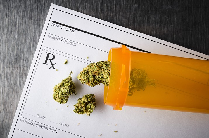 The state Department of Health Services has accumulated nearly $44 million in its medical marijuana account, largely from the $150 a year the agency charges medical marijuana patients. (Adobe Images)